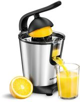 Gourmia 8-qt. Stainless Steel Power Squeeze Juice Extractor