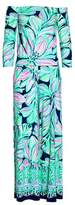 Lilly Pulitzer R) Weslee Floral Jumpsuit