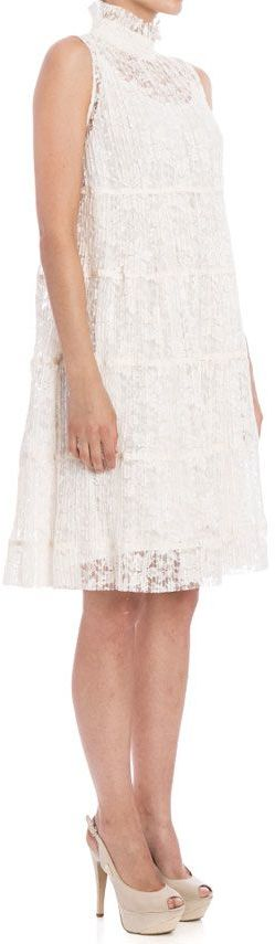 See by Chloe High Neck Dress