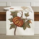 Williams-Sonoma Williams Sonoma Pumpkin Embroidery Table Runner