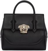 Versace Black Medium Palazzo Empire Bag