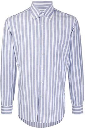 Barba Candy-Striped Long Sleeve Shirt