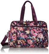 Vera Bradley womens Lighten Up Weekender Travel Bag Polyester