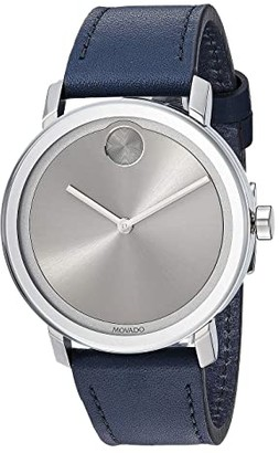 Movado Bold Evolution - 3600507 (Grey/Blue) Watches
