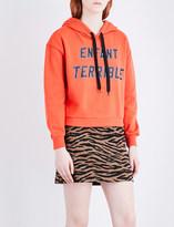 Claudie Pierlot Terrible jersey hoody