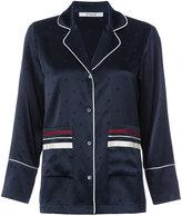 Derek Lam 10 Crosby pyjama blouse - women - Silk/Elastodiene - 0