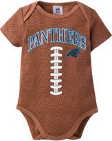 Gerber Carolina Panthers Football Bodysuit - Infant