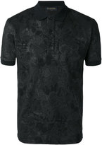 Valentino Rockstud Camubutterfly polo shirt - men - Cotton - S