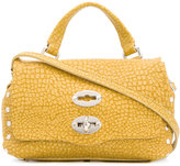 Zanellato Baby Desert tote - women - Leather/Metal (Other) - One Size