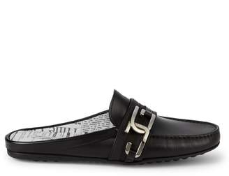 John Galliano Leather Loafer Mules