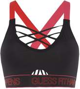 GUESS BR Strappy Back Padded Sports Bra
