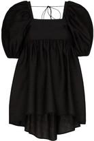 Cecilie Bahnsen open back blouse