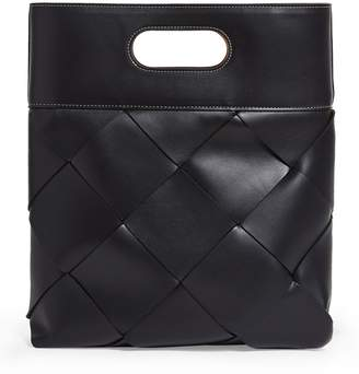 Bottega Veneta Leather Slip Tote Bag