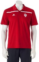 adidas Men's Indiana Hoosiers Sideline Coaches Polo