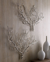 Horchow Arteriors Tree Branch Wall Decor