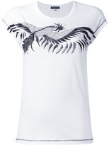 Ann Demeulemeester dragon print T-shirt - women - Cotton - 36