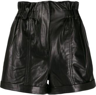 IRO Crinkled Effect Short Shorts