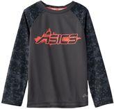 Asics Boys 4-7 Performance Raglan Tee