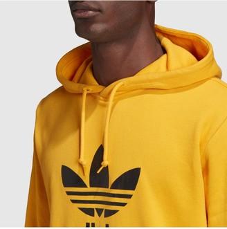 adidas Trefoil Hoodie - Gold