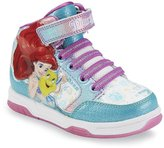 Disney Princess Ariel The Little Mermaid Girls Hi Top Sneaker