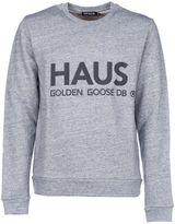 Golden Goose Deluxe Brand Haus By Ggdb Logo Sweatshirt