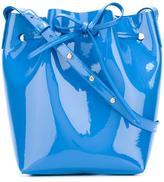 Mansur Gavriel drawstring bucket cross body bag