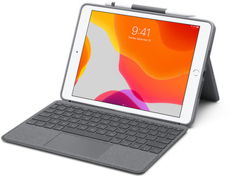 Logitech Combo Touch Keyboard Case with Trackpad for iPad (7th generation)