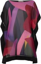 Ted Baker Abstract jungle cover up