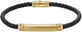 John Hardy Men's Classic Chain 4MM Station Bracelet in 18K Gold