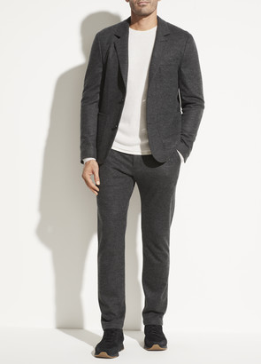 Vince Relaxed Wool Trouser