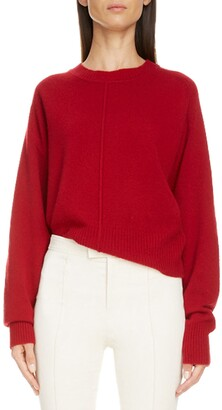 Isabel Marant Cashmere Blend Crewneck Sweater