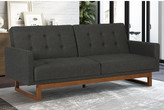 Mercury Row Smallwood Futon with Mattress