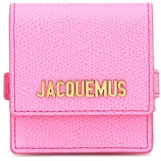 Jacquemus Le Sac leather bracelet