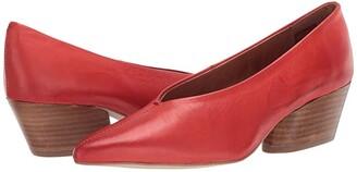 Miz Mooz Holly (Scarlet) Women's Shoes