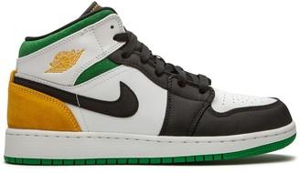 Nike Kids TEEN Air Jordan 1 mid-top SE sneakers
