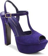 BCBGMAXAZRIA BCBGeneration Shoes, Patrick Platform Sandals