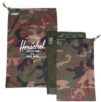 Herschel Set of 3 Laundry Bags
