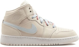 Nike Kids TEEN Air Jordan 1 Mid GG sneakers