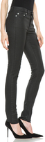 BLK DNM Low Waisted Skinny
