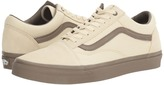 Vans Old Skooltm Black/True White) Skate Shoes