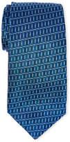 Missoni Wave Print Silk Tie