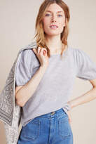 Anthropologie Tess Cashmere Sweater Tee