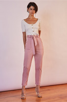 Finders Keepers VENICE PANT pink