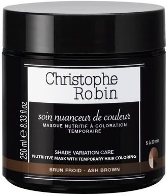 Christophe Robin Shade Variation Care, Ash Brown