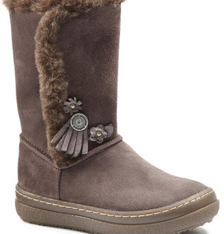Catimini ROMA girls's High Boots in Brown