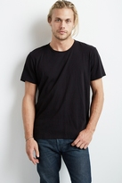 Shiloh Cotton Slub Tee Shirt