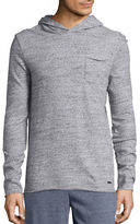 HUGO BOSS Cotton Knit Hoodie