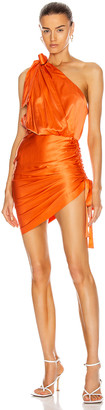 retrofete Nadia Dress in Orange | FWRD