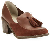 Seychelles Descent Suede and Leather Loafers