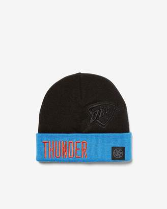 Express Oklahoma City Thunder Nba Beanie